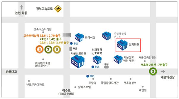 3호선 경복궁역 승/하차